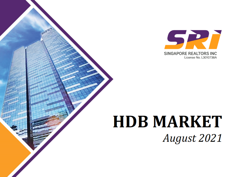 HDB MARKET UPDATE – August 2021