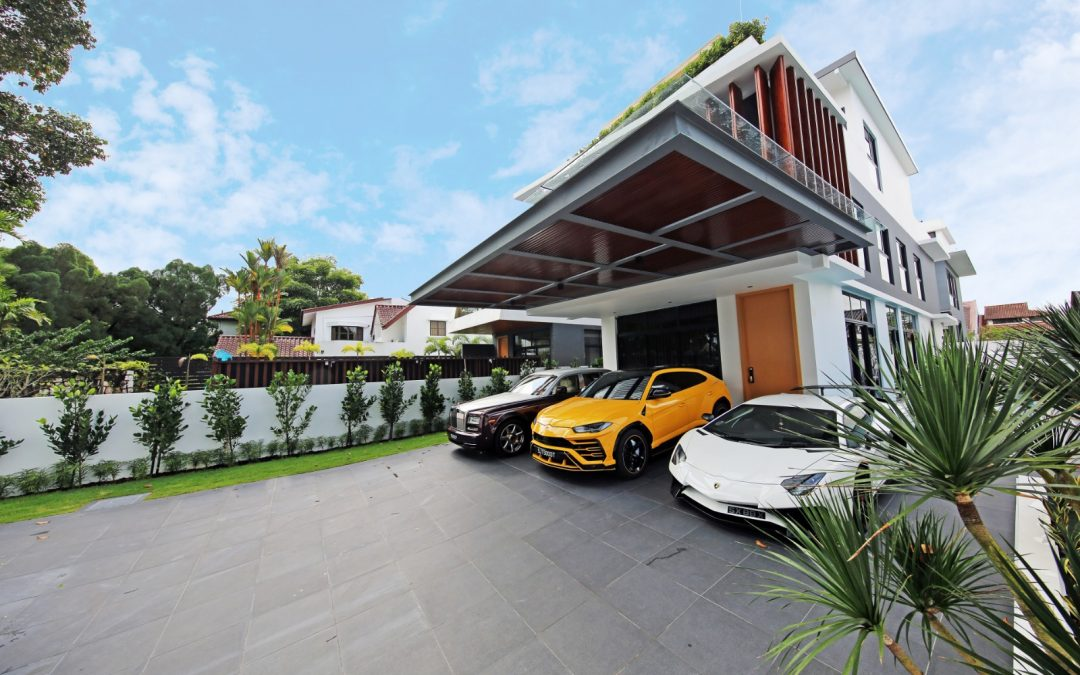 SRI is Exclusive Marketing Agent for $13.8mil Holland Road bungalow