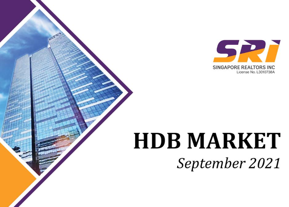 HDB MARKET UPDATE – September 2021